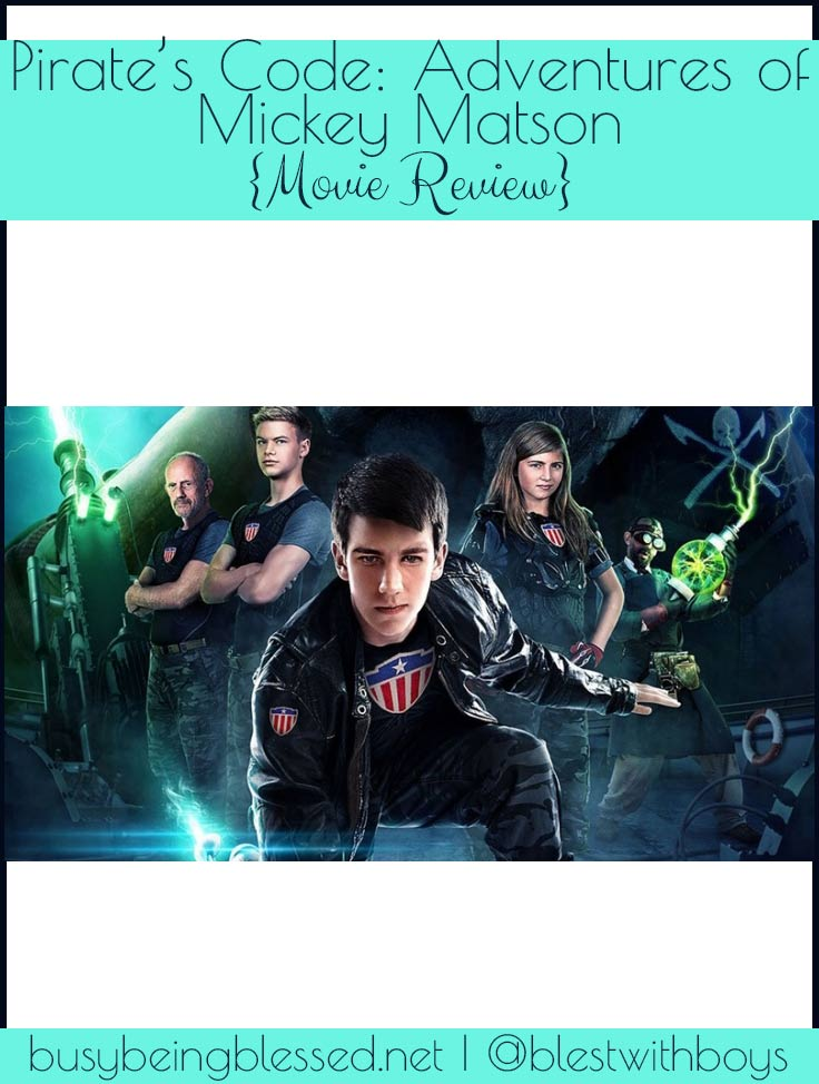 Pirate's Code {Movie Review}