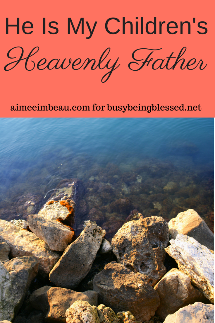 He is Their Heavenly Father When I Can't Protect Them :: I still have a responsibility to keep my children safe, but in my humanness, I will fail. Instead of beating myself up over my inadequacies, I need to turn to God. @BusyBeingBlessed.net