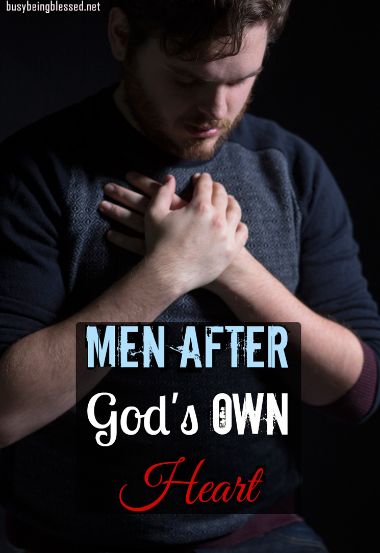 Men After God's Own Heart Series Invitation