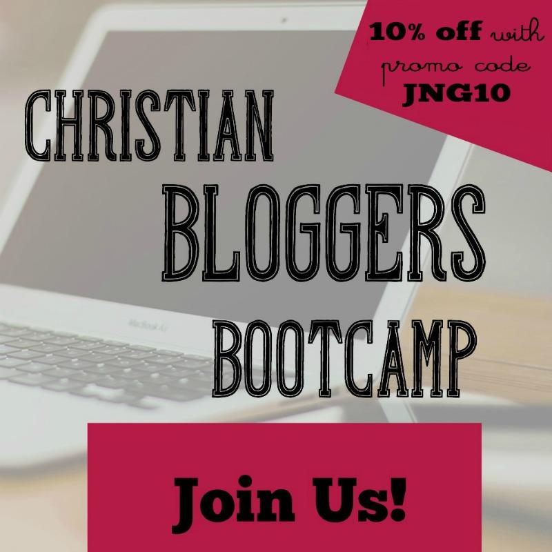 ChristianBloggersBootcamp