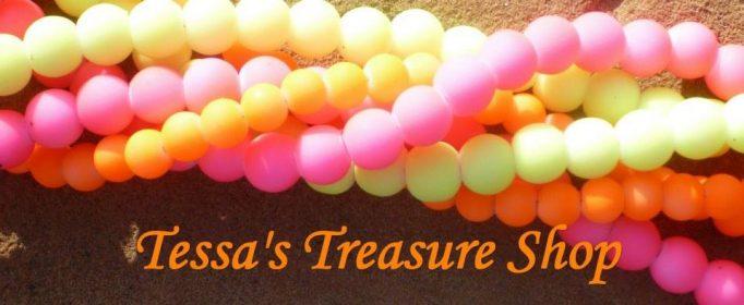 Introducing Tessa's Treasure Shop & a Giveaway