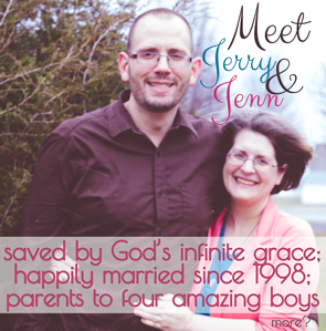 About Jerry & Jenn