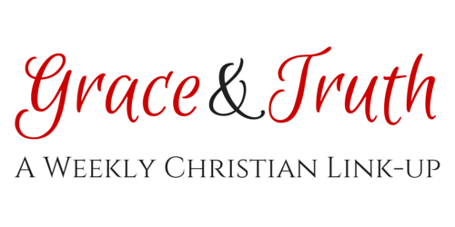 Finding my Identity in Christ :: Grace&Truth Link-up week #9