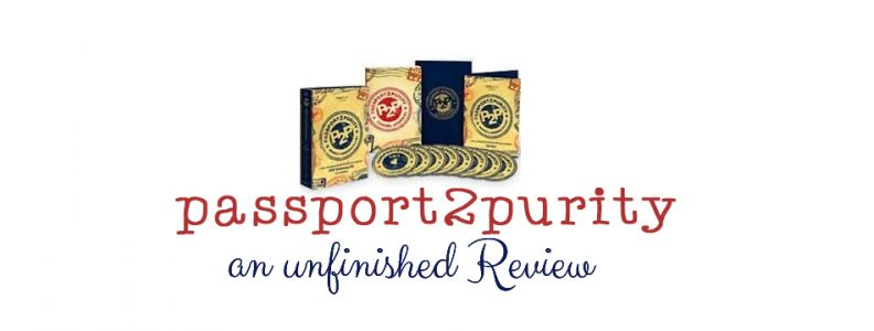 Passport2Purity: An Unfinished Review