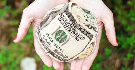 Guest Post ::  Trusting in God Financially