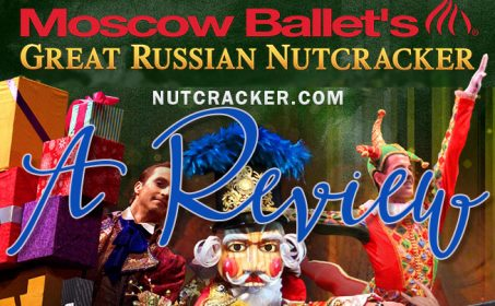 Moscow Ballet's Great Russian Nutcracker {Event Review}