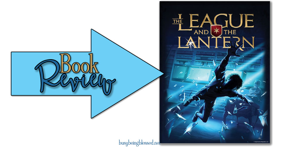 The League and the Lantern {Book Review}