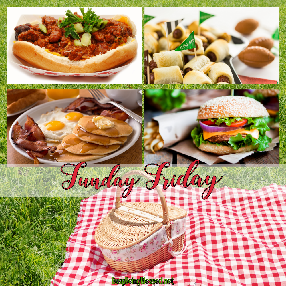 Funday Friday Recipe Roundup