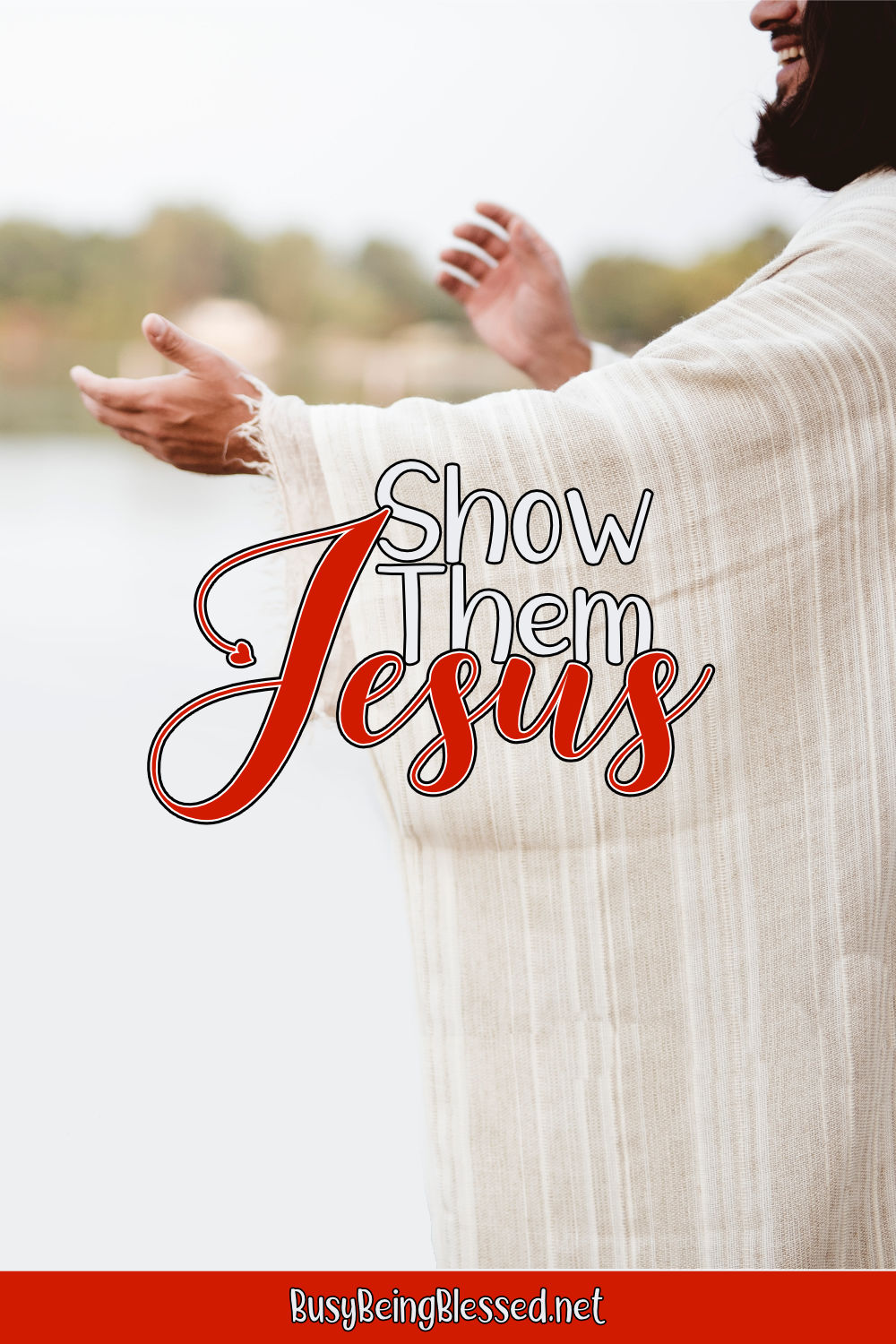Show Them Jesus, In Isaiah we read that the Messiah (Jesus Christ) was led like a lamb to the slaughter and that He was oppressed and afflicted yet did not open His mouth.