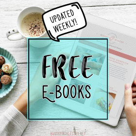 Free E-books (Updated 7/24/19)