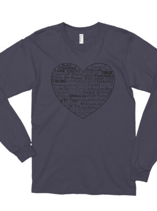 Special Needs Mama Long-sleeved Tee