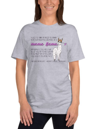 Mama Llama T-Shirt