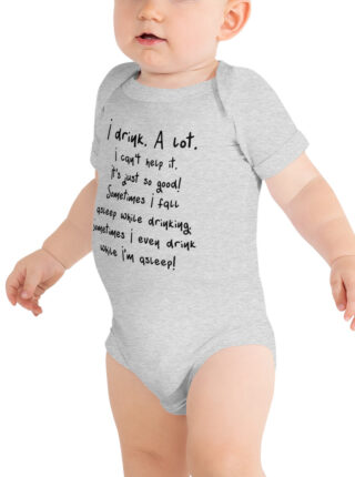 Silly Nursing Infant/Baby Onesie