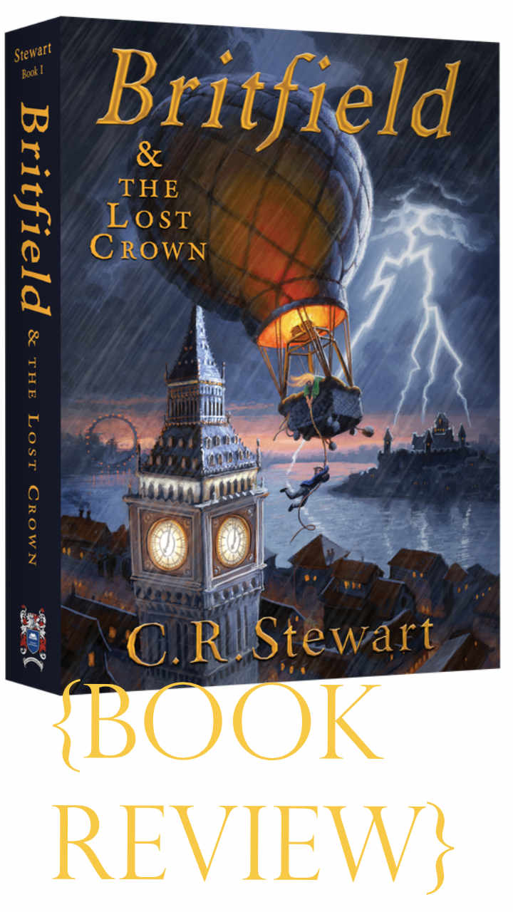 Tom has spent most of his life locked behind cruel walls of orphanages, but when he learns his parents might still be alive, he must find them. Armed with his best friend Sarah and a single clue to his past, Tom makes a daring escape by commandeering a hot air balloon. Now they're on the run from a famous Scotland Yard detective and what looks like half the police officers in England. Tom and Sarah's journey takes them from Oxford to Windsor Castle, through London, and finally to Canterb...