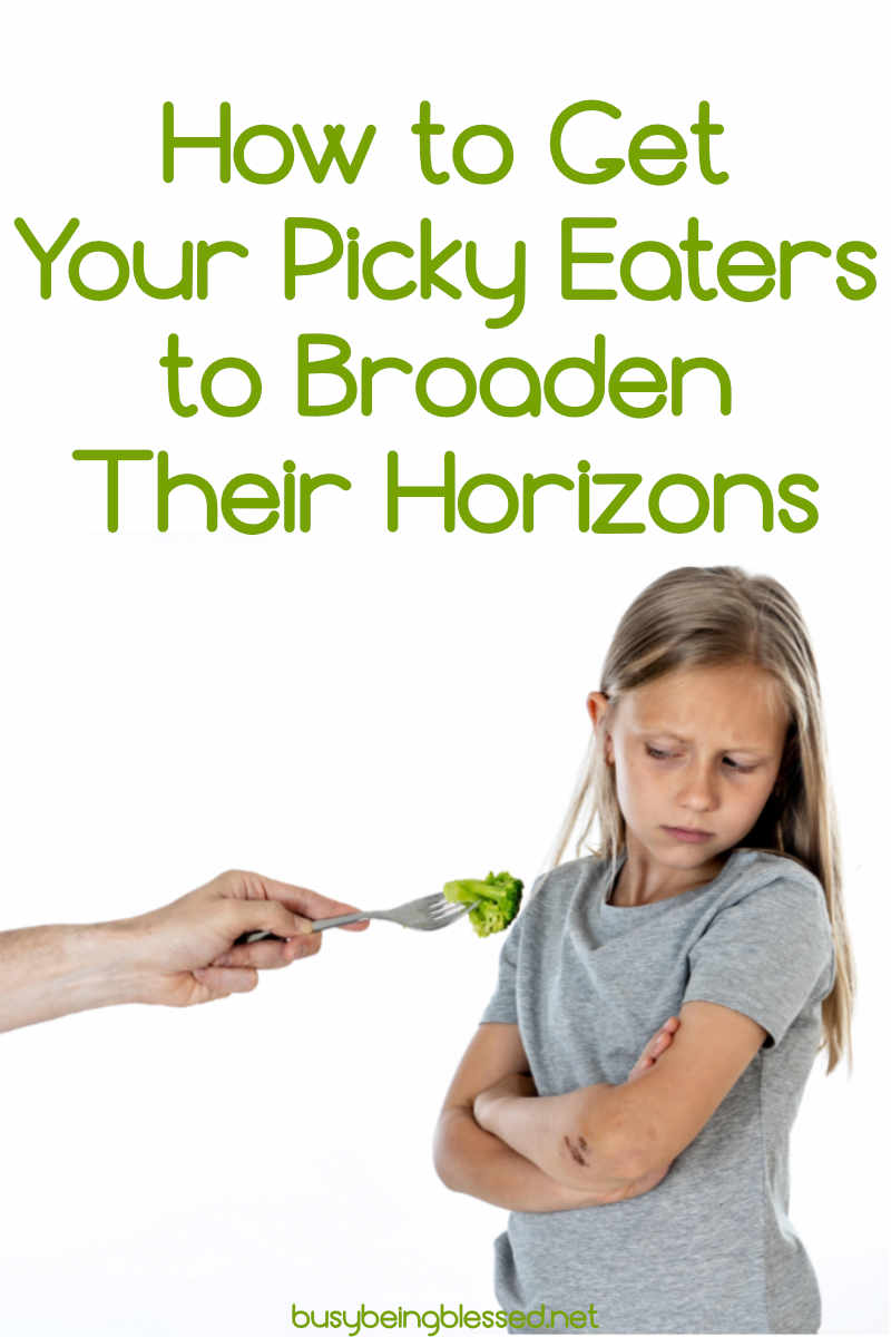 Have picky eaters? 
